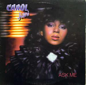 Album  Cover Carol Jiani - Ask Me on MATRA (DOWNSTAIRS LTD.) Records from 1982