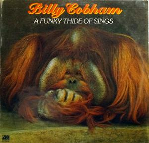 Album  Cover Billy Cobham - A Funky Thide Of Sings on ATLANTIC Records from 1975