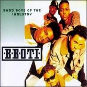 Album  Cover B.b.o.t.i. - Badd Boyz Of The Industry on A&M Records from 1993