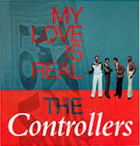 Album  Cover The Controllers - My Love Is Real on JUANA Records from 1981