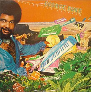 Album  Cover George Duke - Follow The Rainbow on EPIC Records from 1979