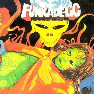 Album  Cover Funkadelic - Let's Take It To The Stage on WESTBOUND Records from 1975
