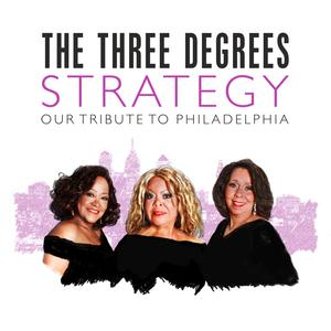 Album  Cover The Three Degrees - Strategy (our Tribute To Philadelphia) on SOULMUSIC Records from 2016
