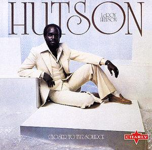 Album  Cover Leroy Hutson - Closer To The Source on CURTOM Records from 1978