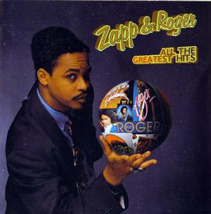 Album  Cover Zapp - All The Greatest Hits on WARNER BROS. Records from 1994