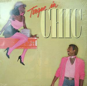 Album  Cover Chic - Tongue In Chic on ATLANTIC Records from 1982