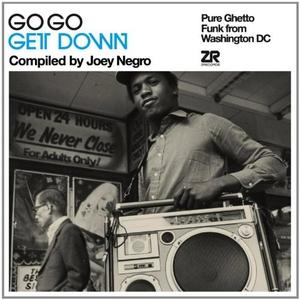 Album  Cover Various Artists - Gogo Get Down on Z Records from 2012