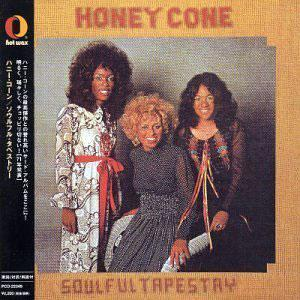 Album  Cover Honey Cone - Soulful Tapestry on HOT WAX Records from 1971