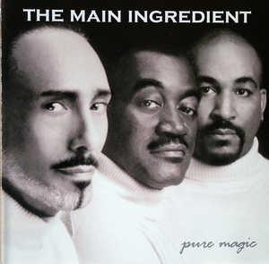 Album  Cover The Main Ingredient - Pure Magic on MAGNATAR Records from 2001