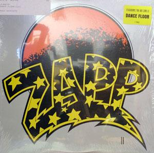 Album  Cover Zapp - Zapp Ii on LARC Records from 1982