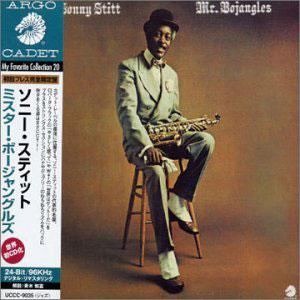 Album  Cover Sonny Stitt - Mr. Bojangles on CADET Records from 1973