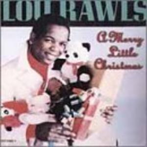 Album  Cover Lou Rawls - Merry Little Christmas on CEMA SPECIAL M Records from 1995