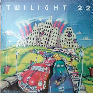 Album  Cover Twilight 22 - Twilight 22 on VANGUARD Records from 1984