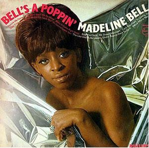 Album  Cover Madeline Bell - Madeline Bell on  Records from 1971