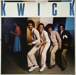 Album  Cover Kwick - Kwick on EMI AMERICA Records from 1980