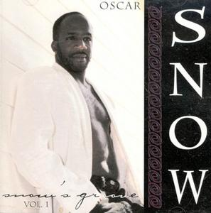 Front Cover Album Oscar Snow - Snow's Groove