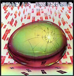 Front Cover Album Ronnie Laws - Pressure