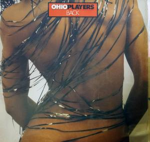 Front Cover Album Ohio Players - Back
