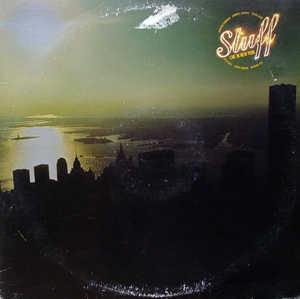 Album  Cover Stuff - Stuff Live In New York on WARNER BROS. Records from 1980