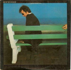 Front Cover Album Boz Scaggs - Silk Degrees
