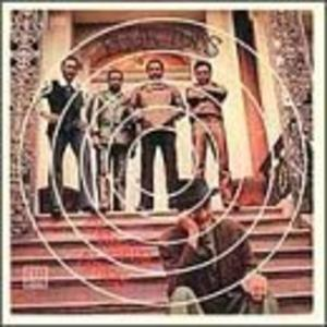 Front Cover Album The Four Tops - Changing Times