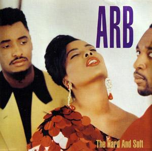 Album  Cover Arb - The Hard And Soft on MOTOWN Records from 1991
