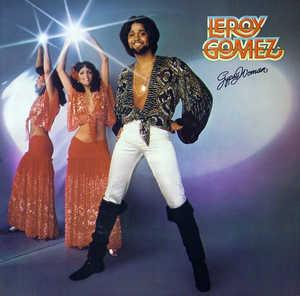 Front Cover Album Leroy Gomez - Gypsy Woman