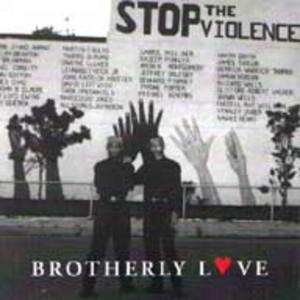 Album  Cover The Chestnut Brothers - Brotherly Love on SKYLINE Records from 1993