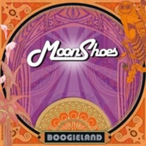 Album  Cover Moonshoes - Boogieland on SOUPLE Records from 2013