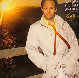 Album  Cover Narada Michael Walden - Victory on ATLANTIC Records from 1980