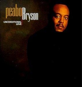 Album  Cover Peabo Bryson - Unconditional Love on PRIVATE MUSIC Records from 1999
