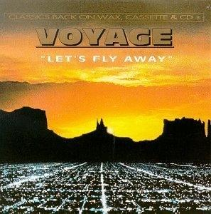 Album  Cover Voyage - Fly Away on MARLIN (T.K. PRODUCTIONS) Records from 1978