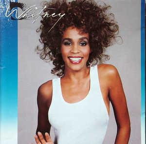 Album  Cover Whitney Houston - Whitney on ARISTA Records from 1987
