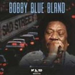 Album  Cover Bobby Bland - Sad Street on MALACO Records from 1995