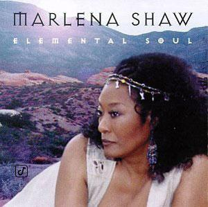 Album  Cover Marlena Shaw - Elemental Soul on CONCORD JAZZ Records from 1997