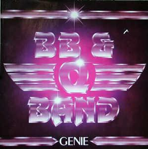 Album  Cover B B & Q Band - Genie on BREAK Records from 1985