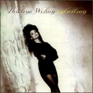 Album  Cover Pauline Wilson - Intuition on NOTEWORTHY Records from 1994