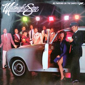 Front Cover Album Midnight Star - No Parking On The Dance Floor