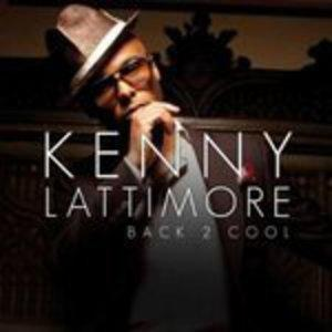 Album  Cover Kenny Lattimore - Back 2 Cool on EMI Records from 2014