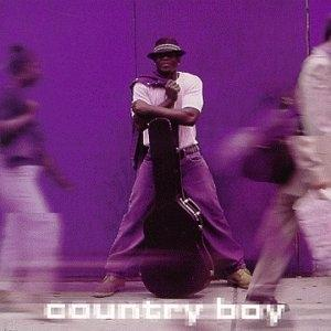 Album  Cover Calvin Richardson - Country Boy on  Records from 1999