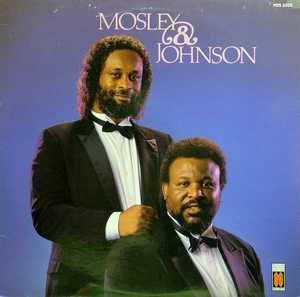 Album  Cover Mosley And Johnson - Mosley And Johnson on MUSCLE SHOALS SOUND Records from 1987