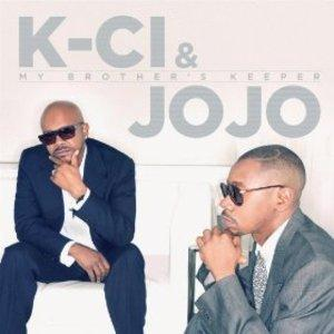 Album  Cover K-ci & Jojo - My Brother's Keeper on EONE MUSIC Records from 2013