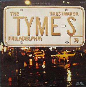 Album  Cover The Tymes - Trustmaker on RCA Records from 1974
