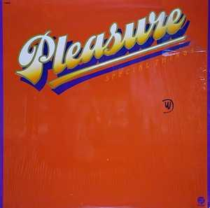 Album  Cover Pleasure - Special Things on FANTASY Records from 1980