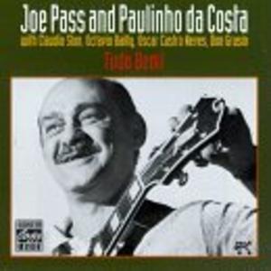 Album  Cover Paulinho Da Costa - Tudo Bem! on PABLO Records from 1982