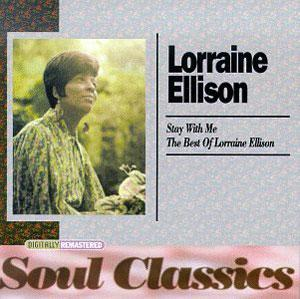 Album  Cover Lorraine Ellison - Stay With Me on WARNER BROS. Records from 1970