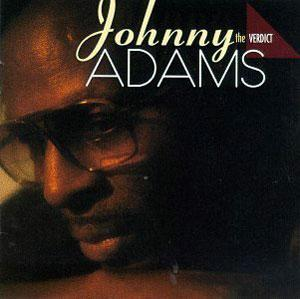 Album  Cover Johnny Adams - The Verdict on ROUNDER Records from 1995