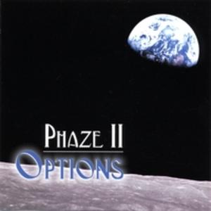 Album  Cover Phaze Ii - Options on  Records from 2017