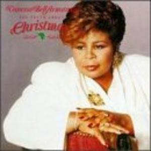 Album  Cover Vanessa Bell Armstrong - The Truth About Christmas on JIVE / NOVUS Records from 1990