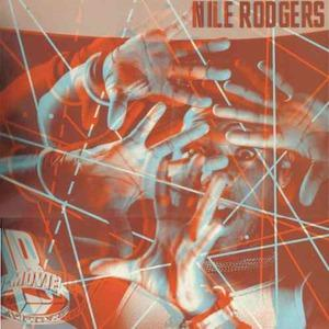 Front Cover Album Nile Rodgers - B Movie Matinee